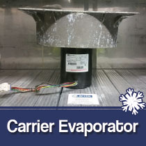 Carrier Evaporator