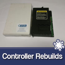 Carrier Controller Rebuilds